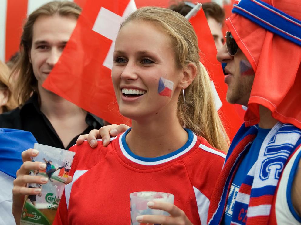 Жители Чехии