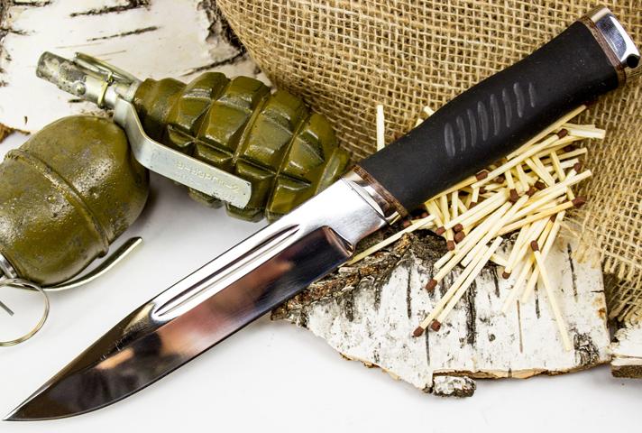 Красивый нож 65х13