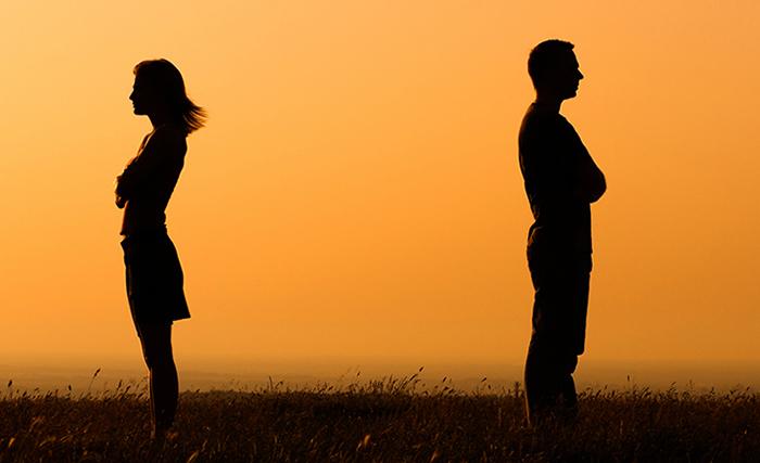 После разрыва отношений