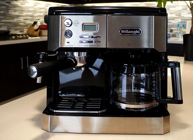 Кофемашина дома