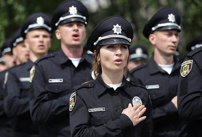Госслужба в полиции