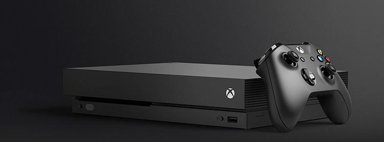 Консоль Xbox OneX