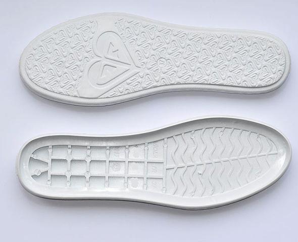 Белая подошва для обуви