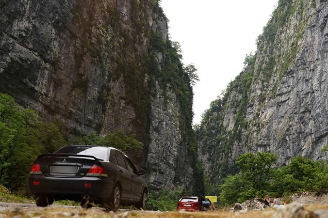 Автомобили Абхазии