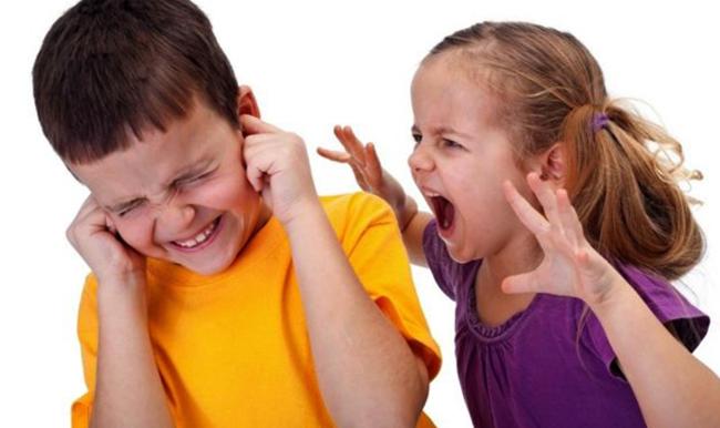 Конфликт брата и сестры