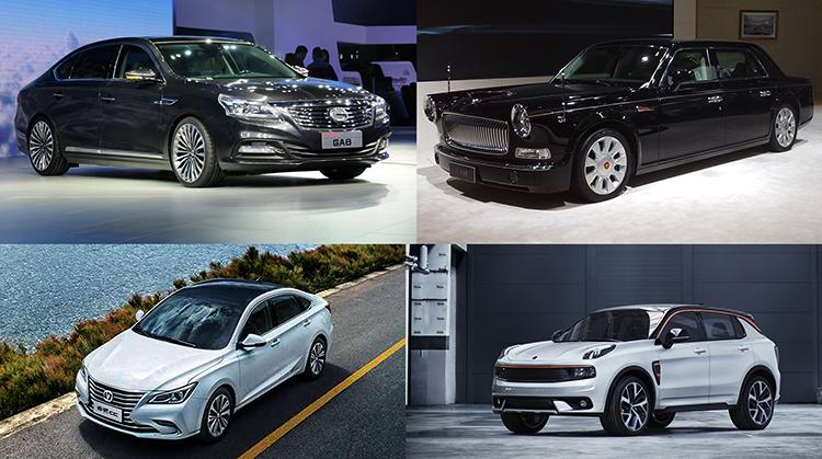 Популярные модели китайских авто