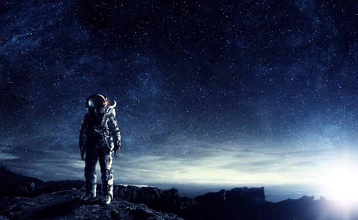 Человек в космосе