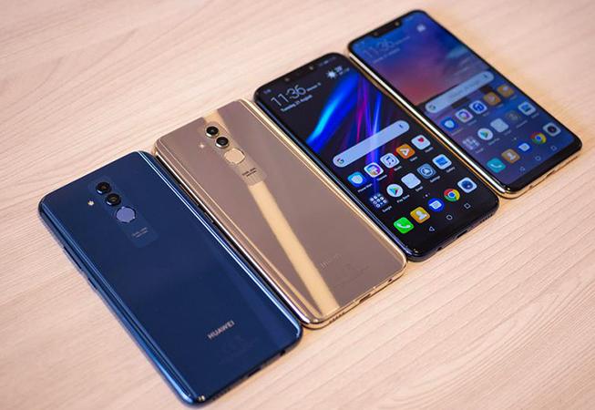 4 смартфона
