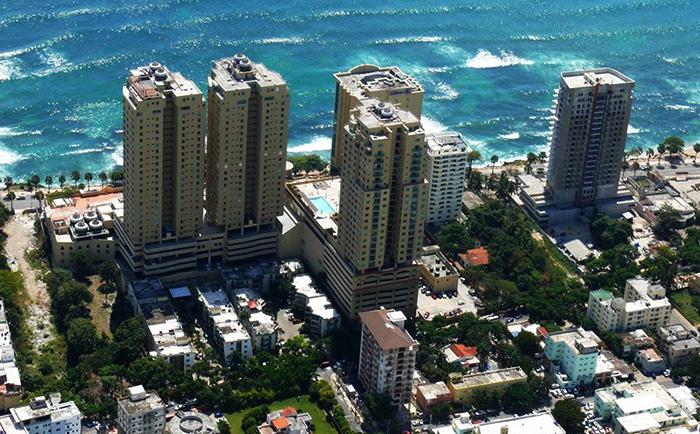 Город в Доминикане