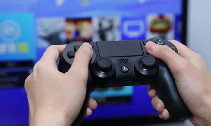 Игра в PS4