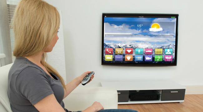 Использование Smart TV
