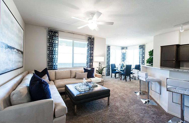 Красивые апартаменты