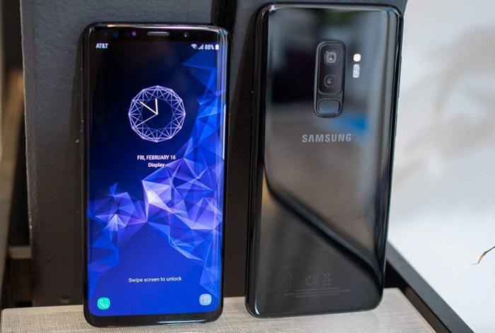 Новый Samsung Galaxy S9