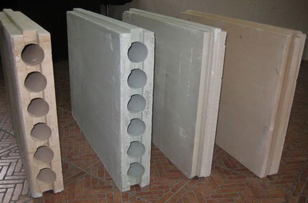 Пазогребневые плиты