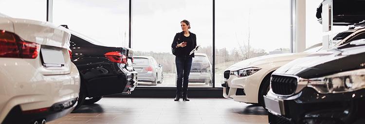 Перед покупкой авто