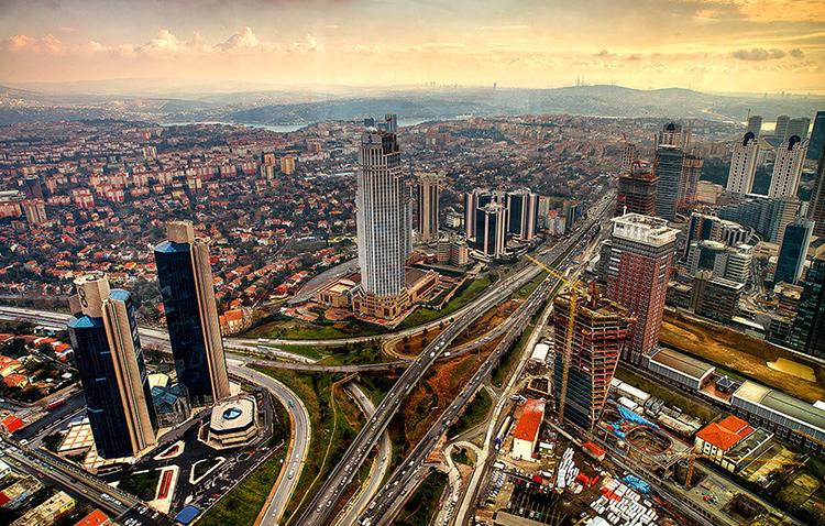 Недвижимость Стамбула