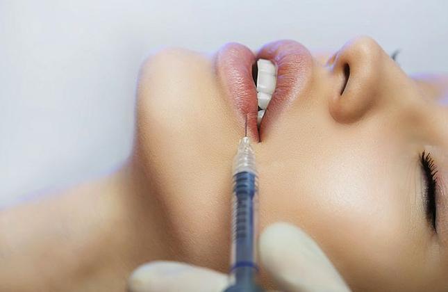 Инъекция в губу