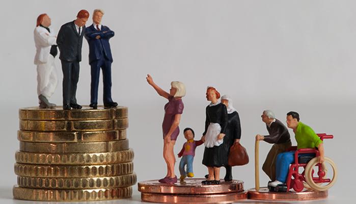 Бедные и богатые