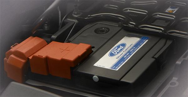 Кальциевый аккумулятор для Ford
