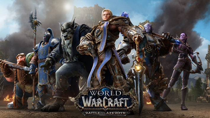 Герои игры World of Warcraft
