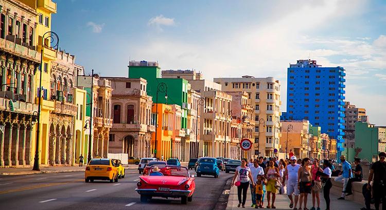 Кубинский город