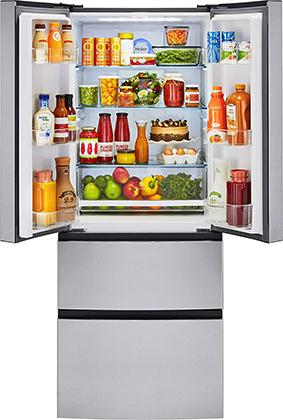 Новый холодильник Haier