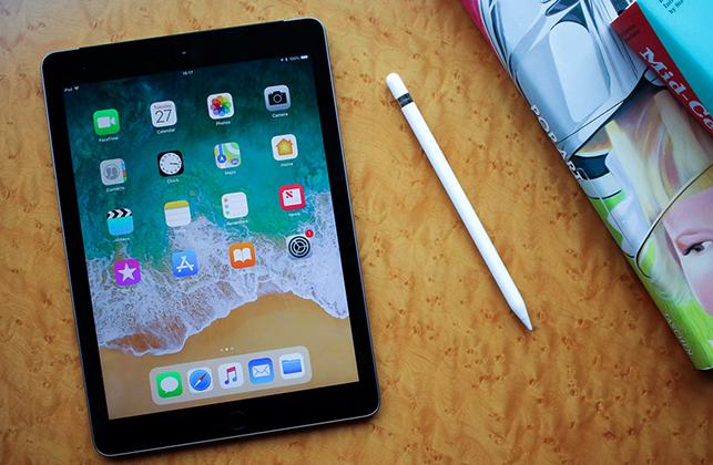 Новый iPad 2018