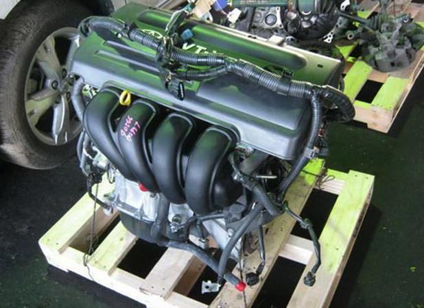 Двигатель конрактный
