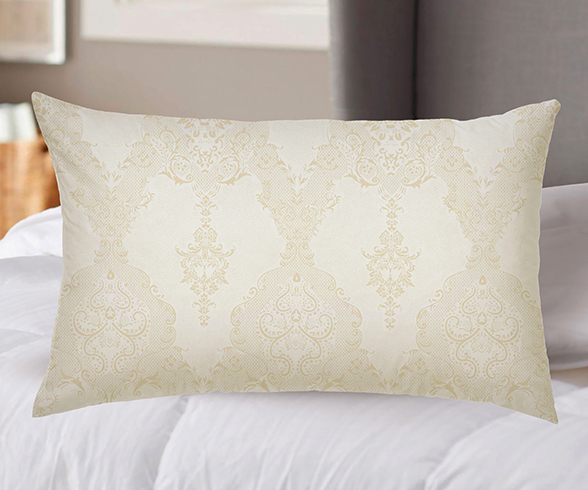 Новая подушка из лебяжьего пуха