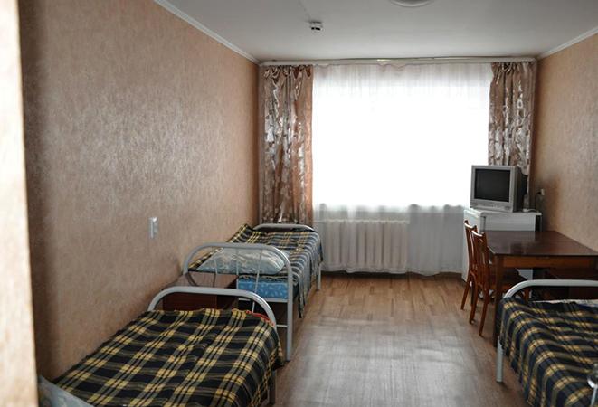 Общежитие из 4 мест