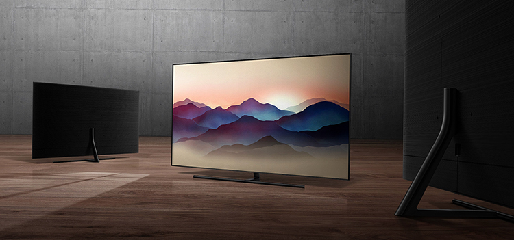 Телевизор QLED