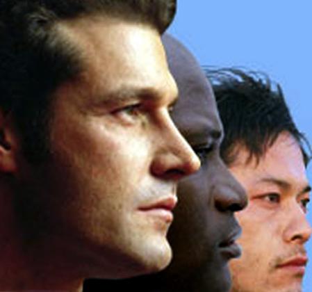 Расы людей