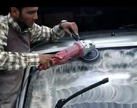 Стоит ли полировать лобовое стекло?