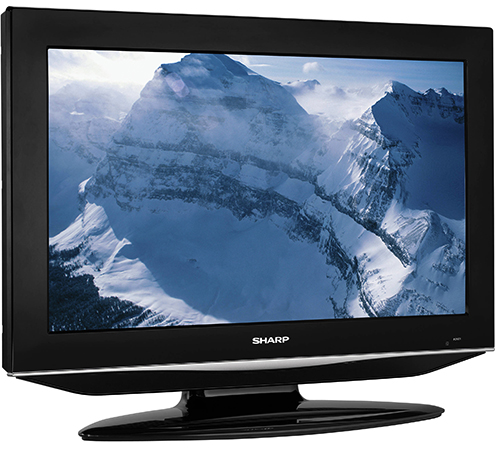 Новый телевизор Sharp