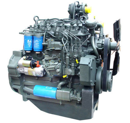 Вид теплового двигателя