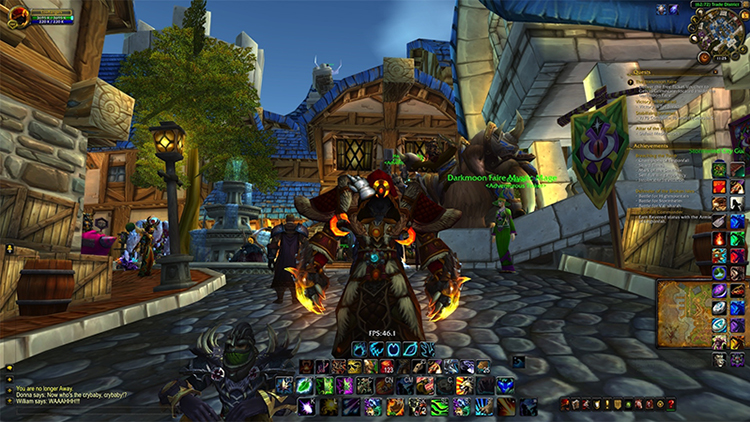Игра World of Warcraft