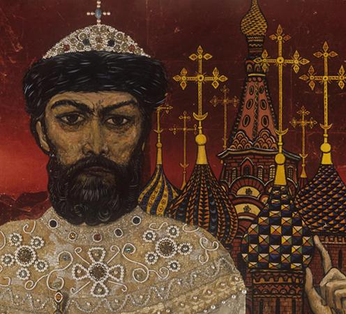 Царь Борис Годунов