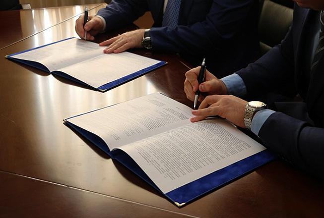 Договор с РСО