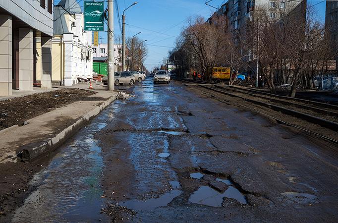 Дороги Омска