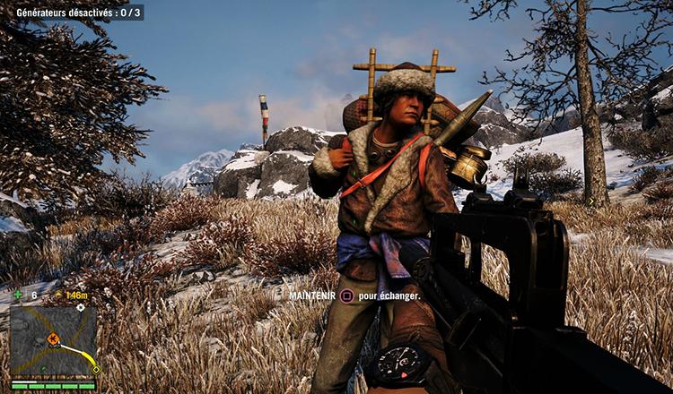 В игре Far Cry 4