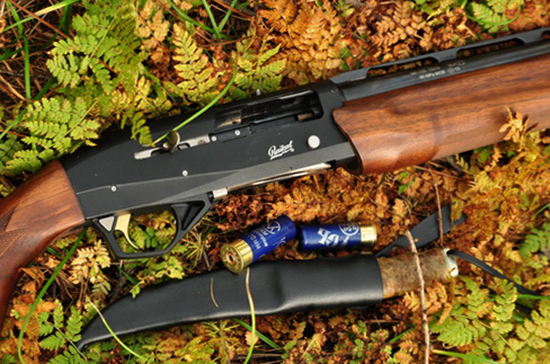 Ружье МР-155 с патронами