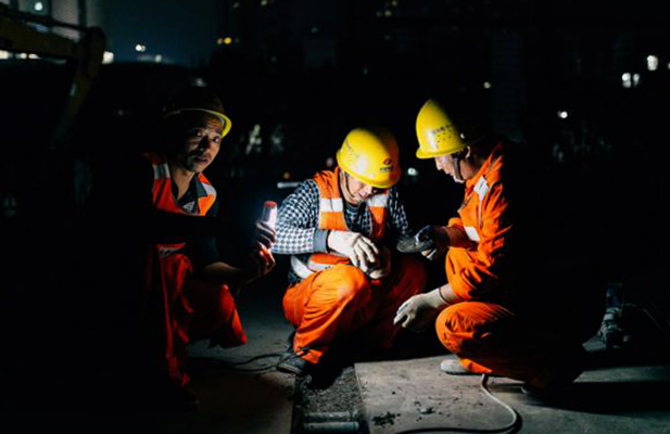 Работники ночью