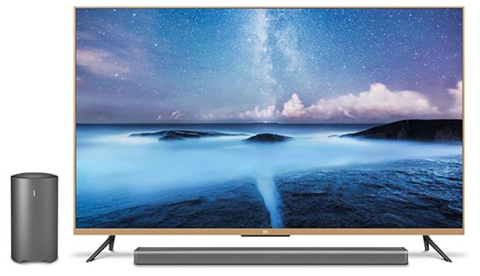Новый телевизор Xiaomi