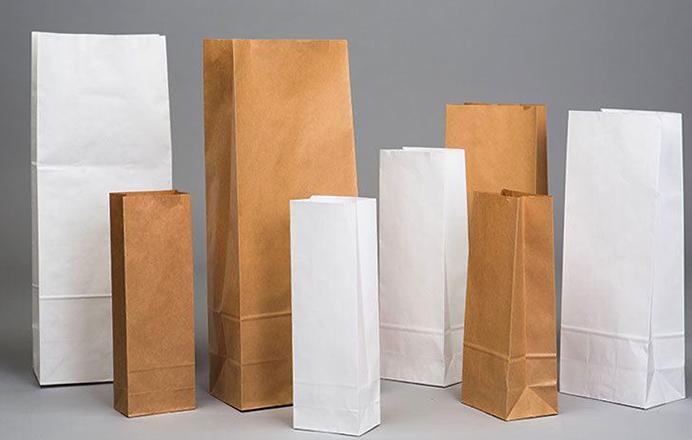Бумажные пакеты: основные преимущества