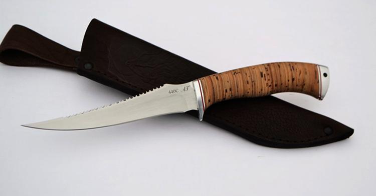 Нож рыбацкий