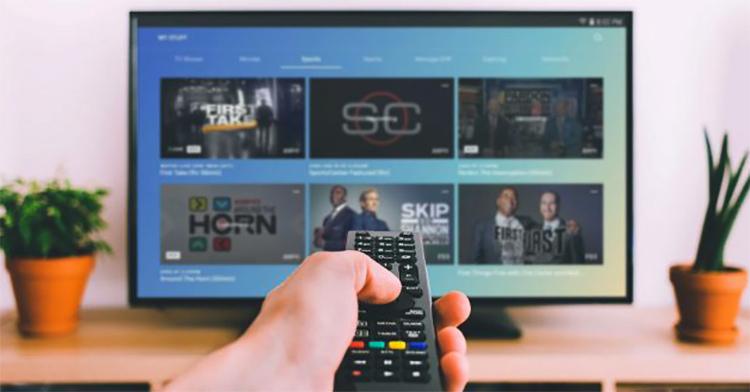 Управление телевизором с ОС Android