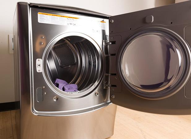 Перед включением стиральной машины