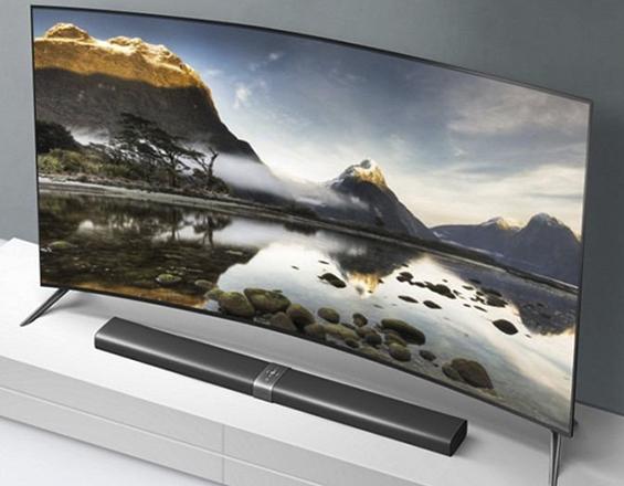 Телевизор Xiaomi дома
