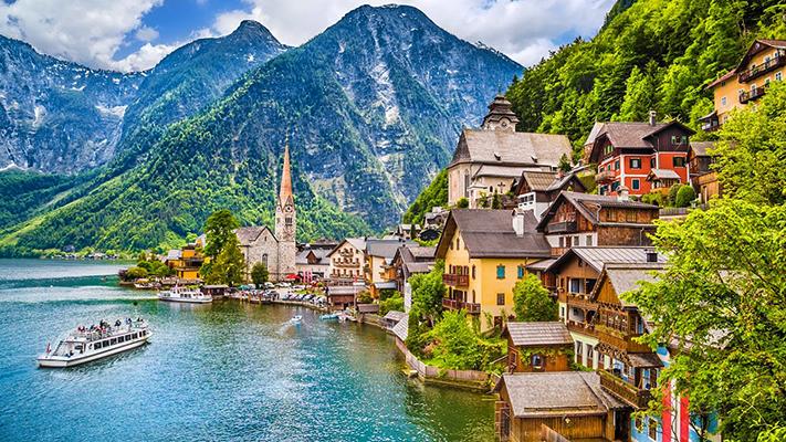 Красивая Австрия