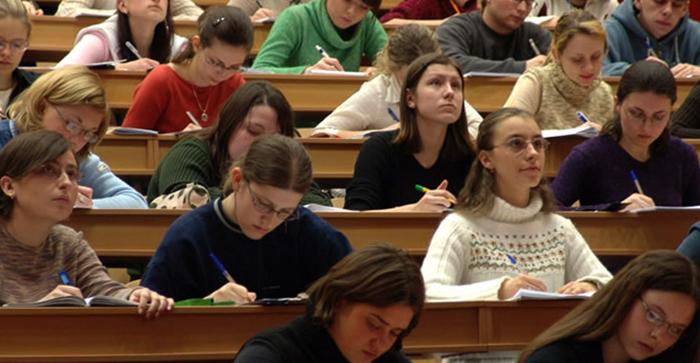 Студенты в Китае